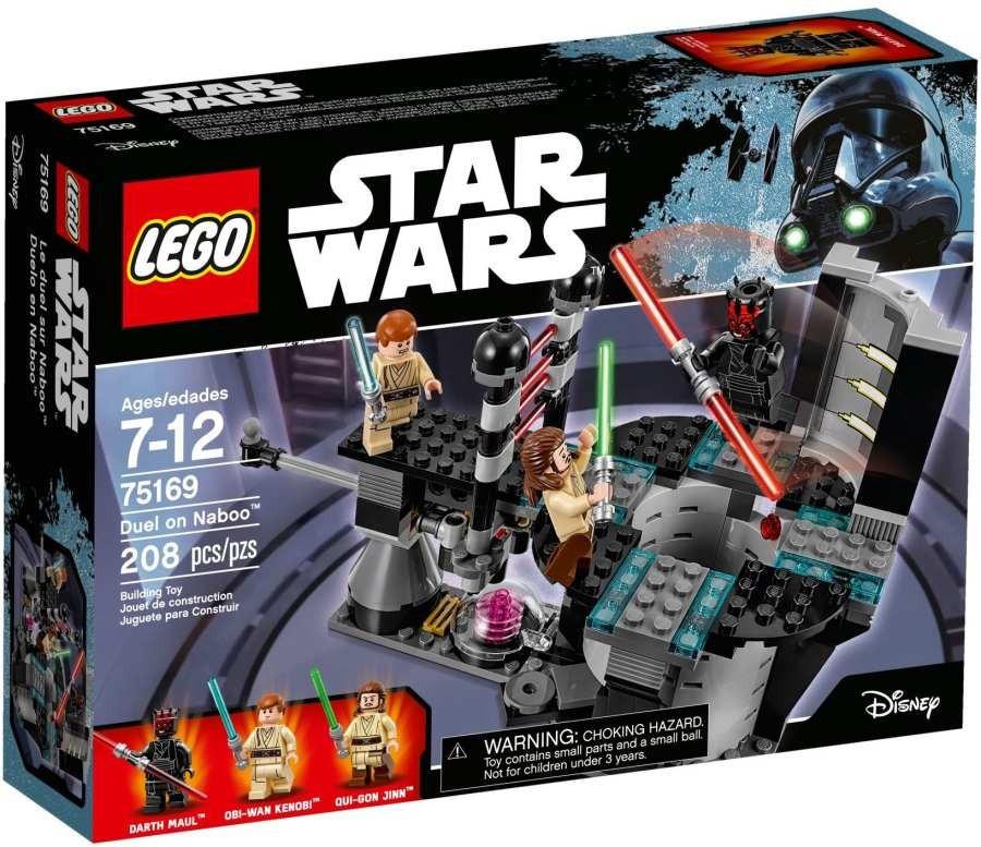 Lego LEGO Star Wars 75169 Souboj na Naboo™