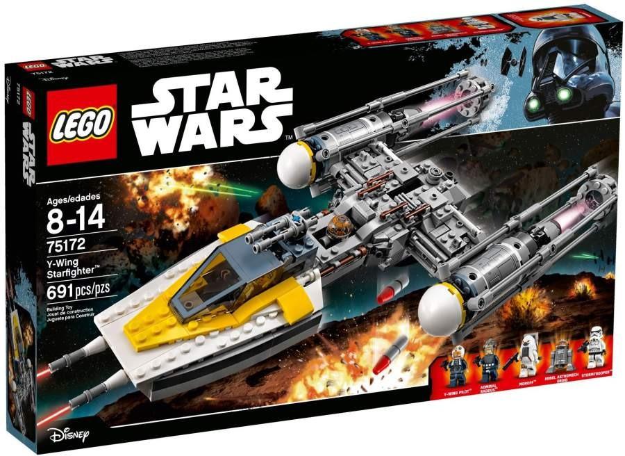 Lego LEGO Star Wars 75172 Stíhačka Y-Wing