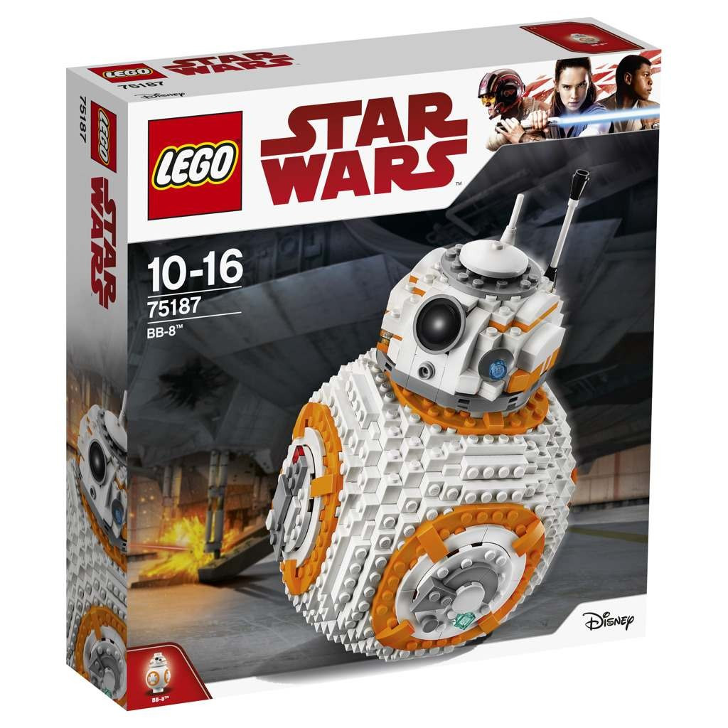 Lego LEGO Star Wars 75187 BB-8™