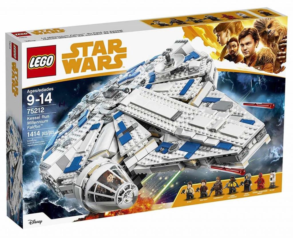 Lego LEGO Star Wars 75212 Kessel Run Millennium Falcon™
