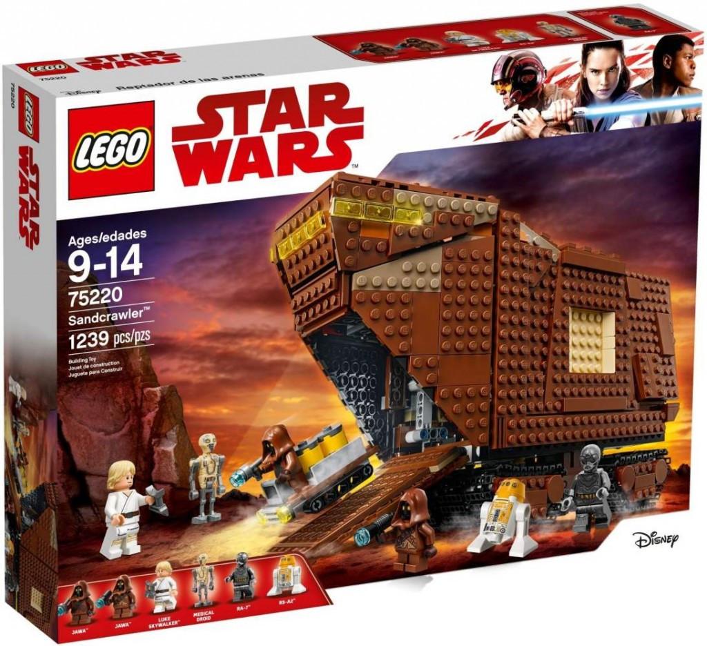 Lego LEGO Star Wars 75220 Sandcrawler™