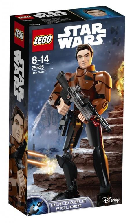 Lego LEGO Star Wars 75535 Han Solo™