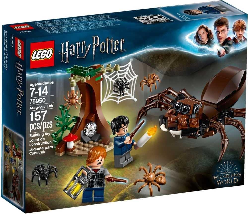 Lego LEGO Harry Potter™ 75950 Aragogovo doupě
