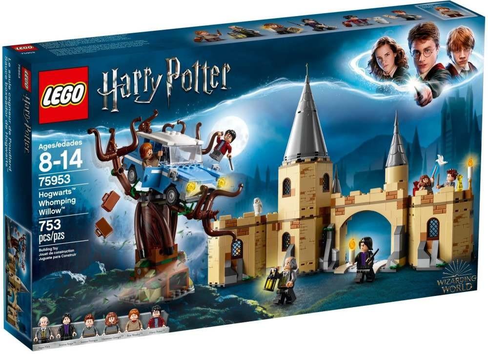 Lego LEGO Harry Potter™ 75953 Bradavická vrba mlátička