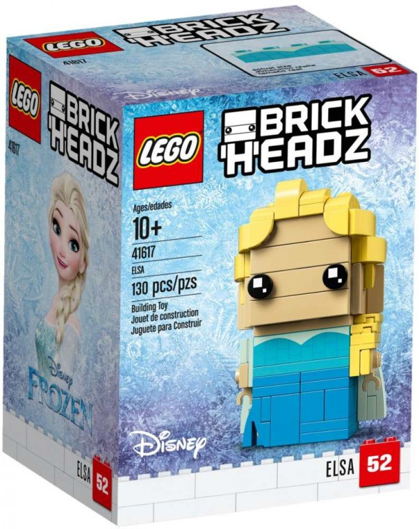 Lego LEGO BrickHeadz 41617 Elsa