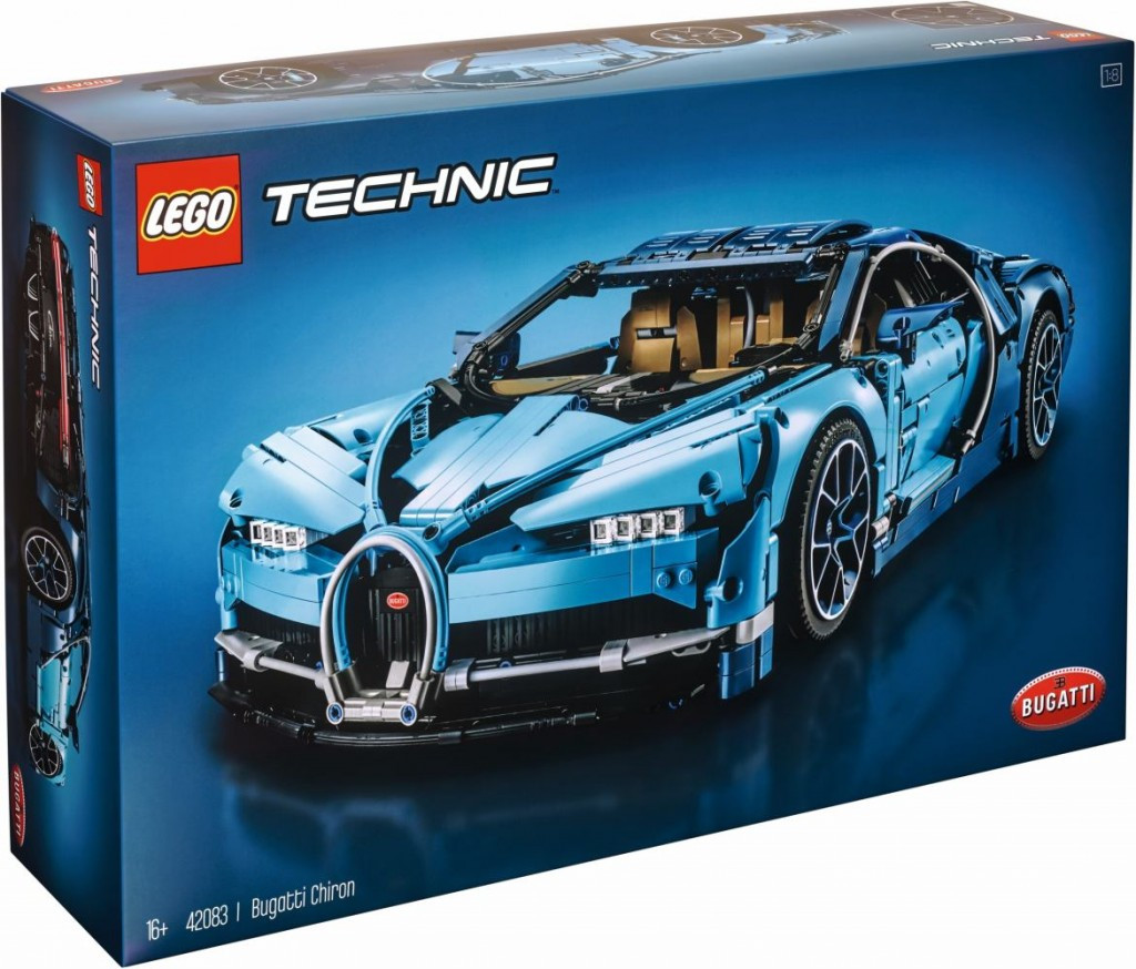 Lego LEGO TECHNIC 42083 Bugatti Chiron