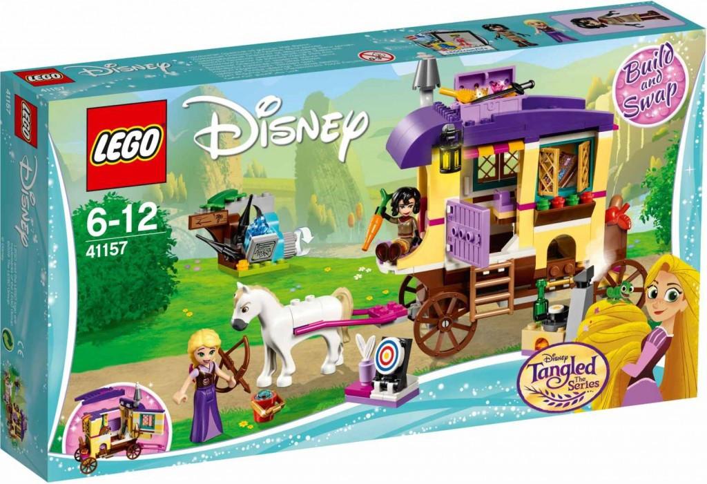 Lego LEGO Disney 41157 Locika a její kočár