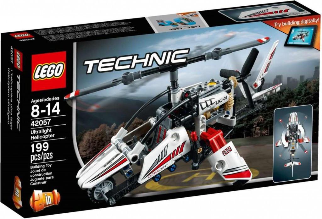 Lego LEGO Technic 42057 Ultralehká helikoptéra