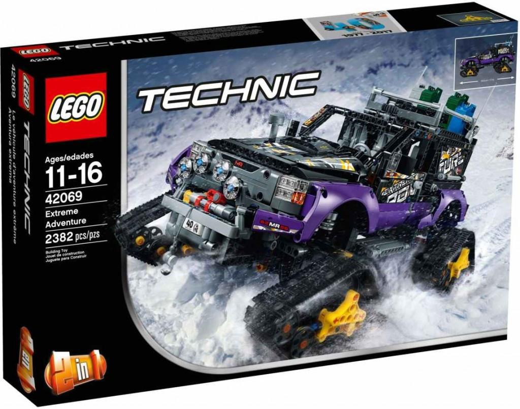 Lego LEGO Technic 42069 Extrémní dobrodružství