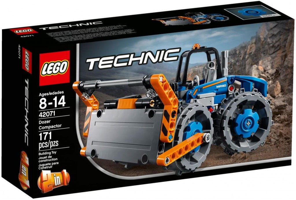 Lego LEGO Technic 42071 Buldozer