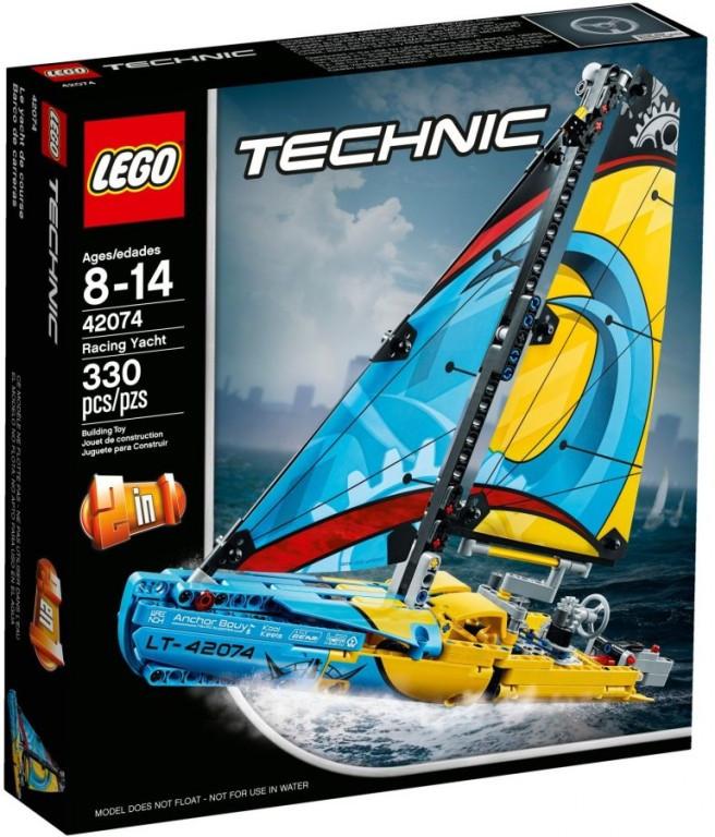 Lego LEGO Technic 42074 Závodní jachta