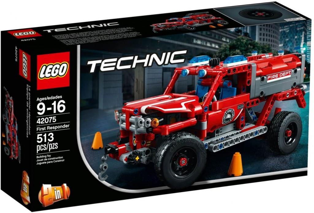 Lego LEGO Technic 42075 Záchranné auto