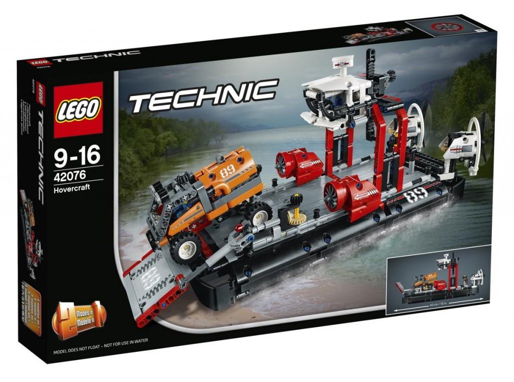 Lego LEGO Technic 42076 Vznášedlo