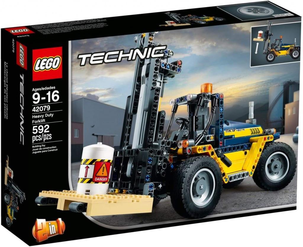 Lego LEGO Technic 42079 Výkonný vysokozdvižný vozík