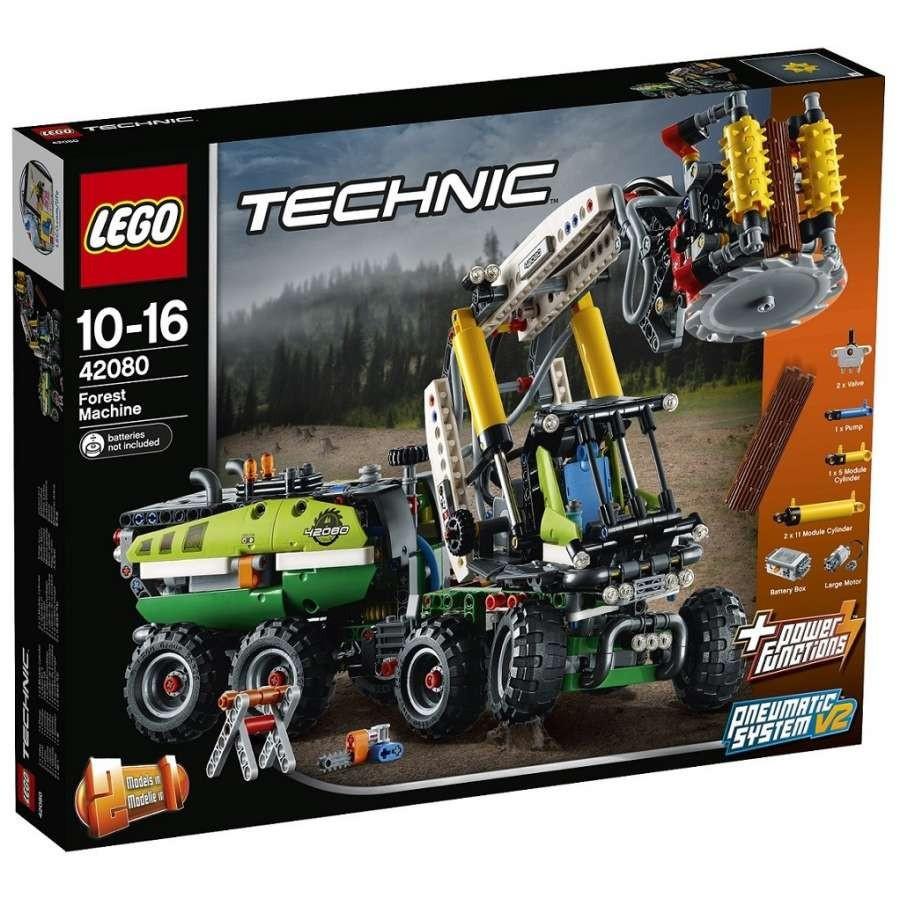 Lego LEGO Technic 42080 Lesní stroj
