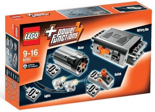 Lego LEGO Technic 8293 Motorová sada Power Functions