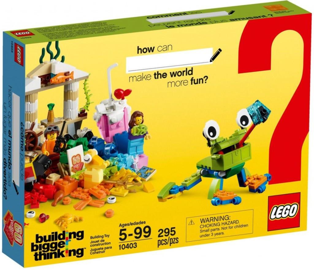 Lego LEGO Classic 10403 Svět zábavy