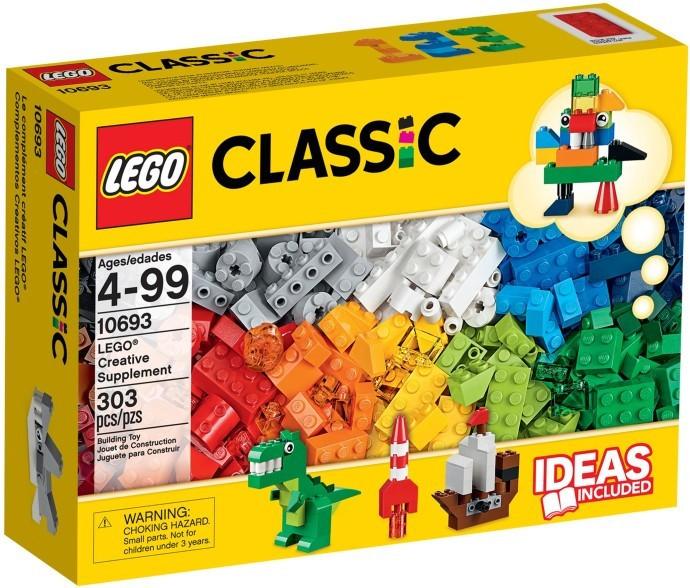 Lego LEGO Classic 10693 Tvořivé doplňky