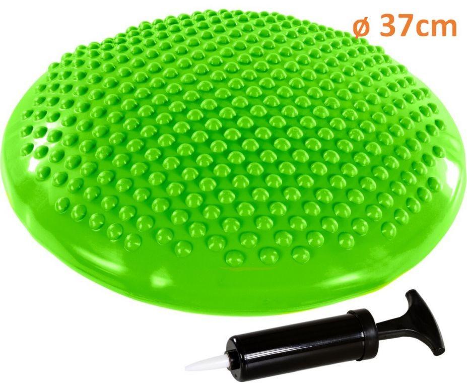 Movit Balanční polštář na sezení MOVIT 37 cm, zelený