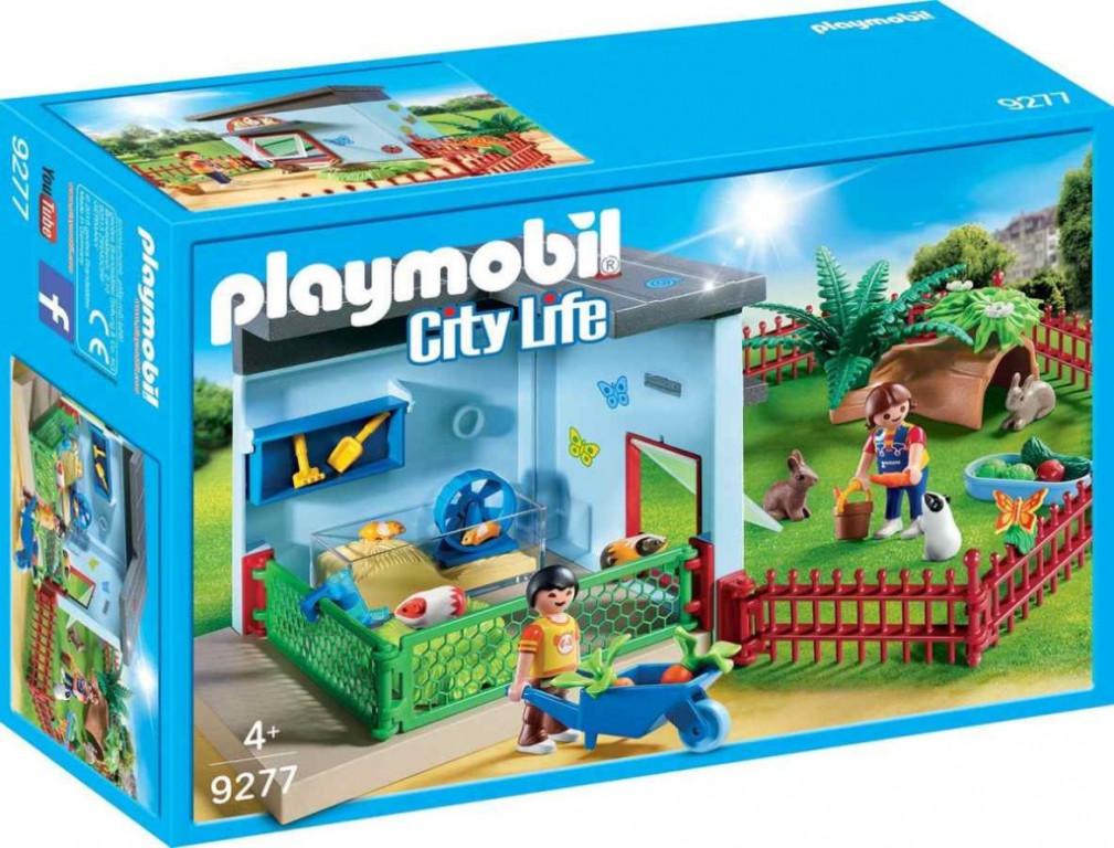 Playmobil 9277 Penzion pro malé zvířátka