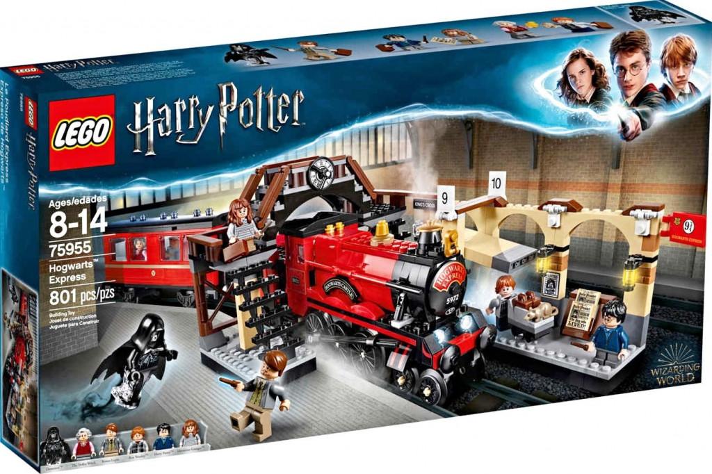 Lego LEGO Harry Potter 75955 Spěšný vlak do Bradavic