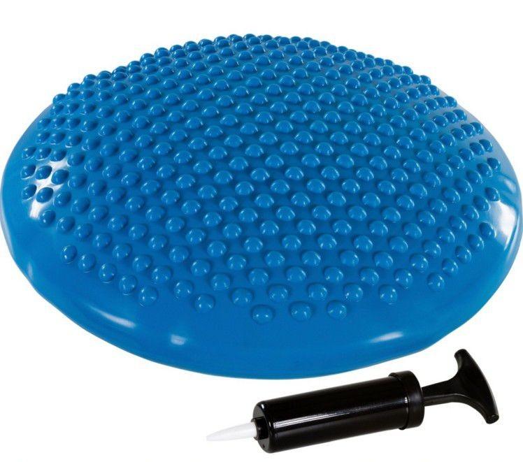 Movit Balanční polštář na sezení MOVIT 37 cm, modrý