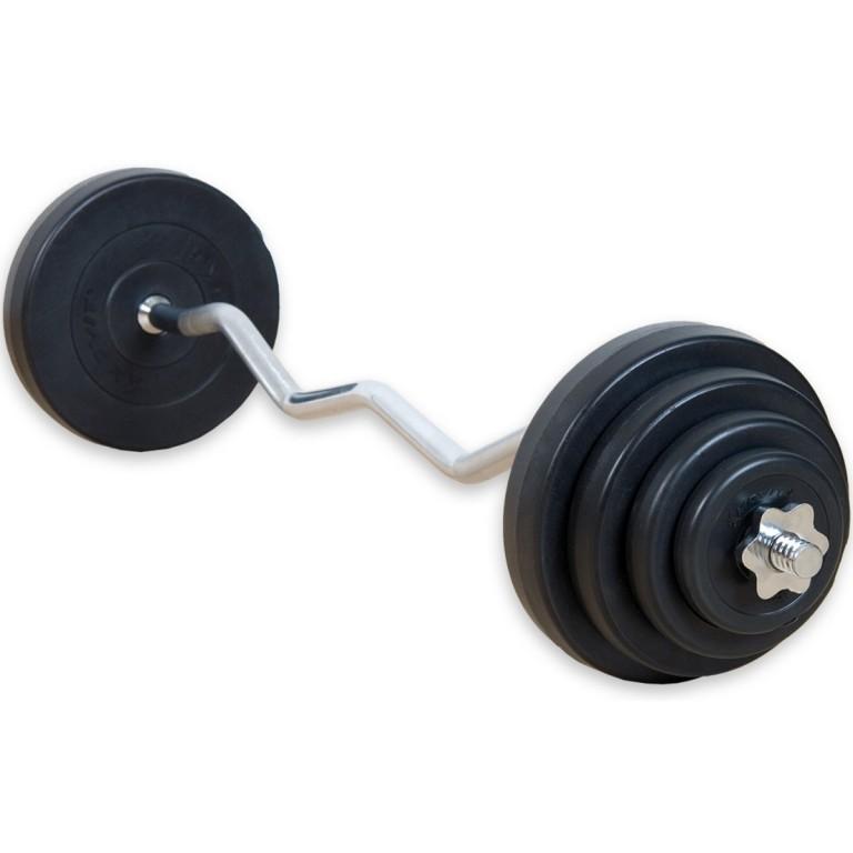 Obouruční činka MOVIT 23,5 kg