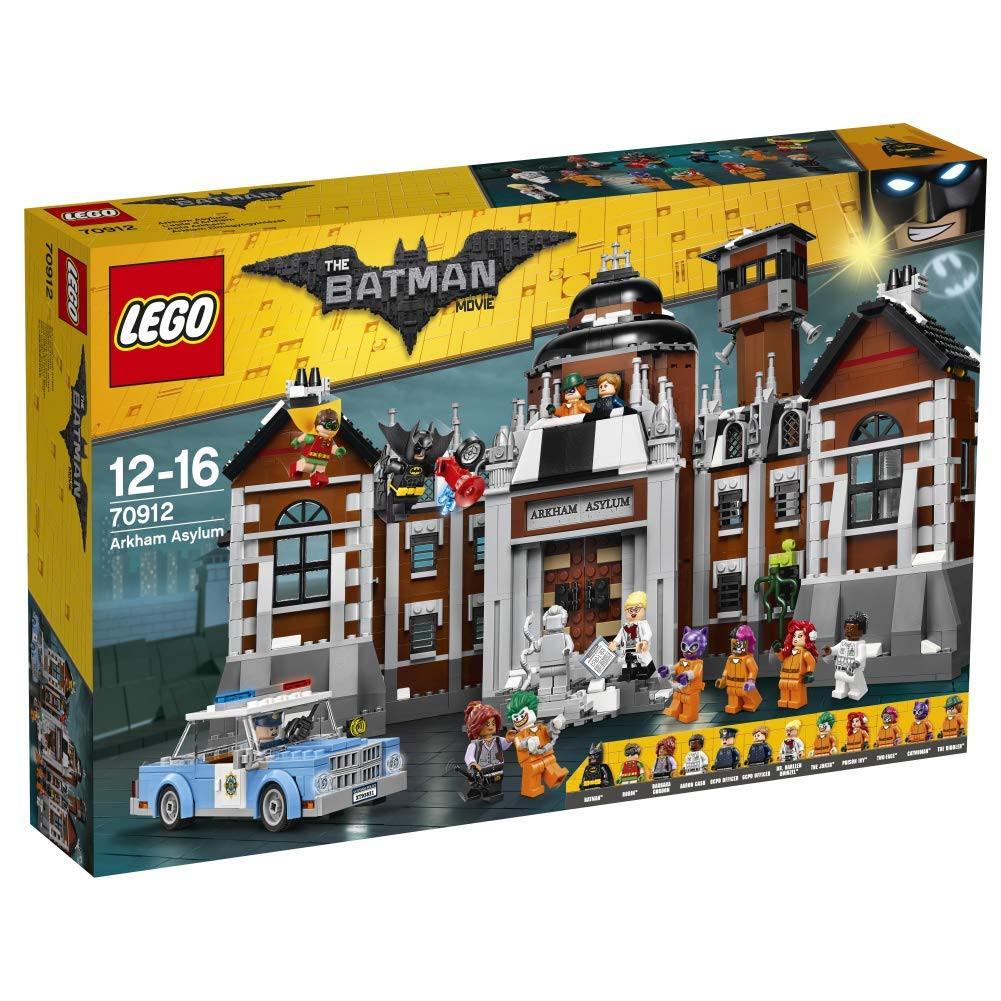 Lego LEGO Batman Movie 70912 Arkham Assylum