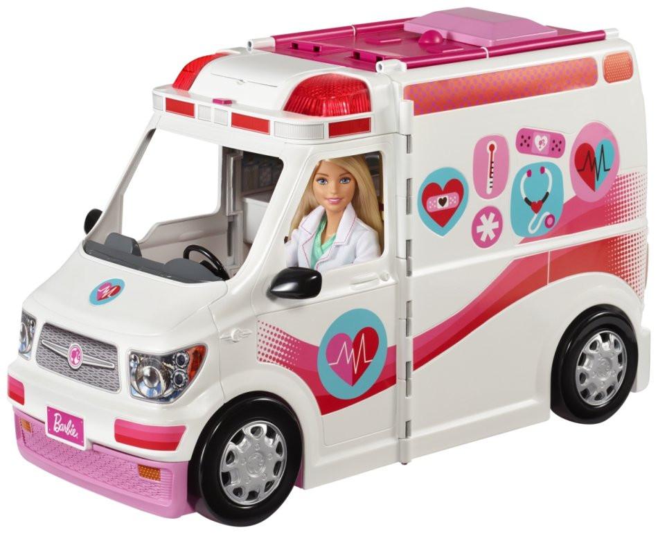 Mattel Mattel Barbie Klinika na kolech