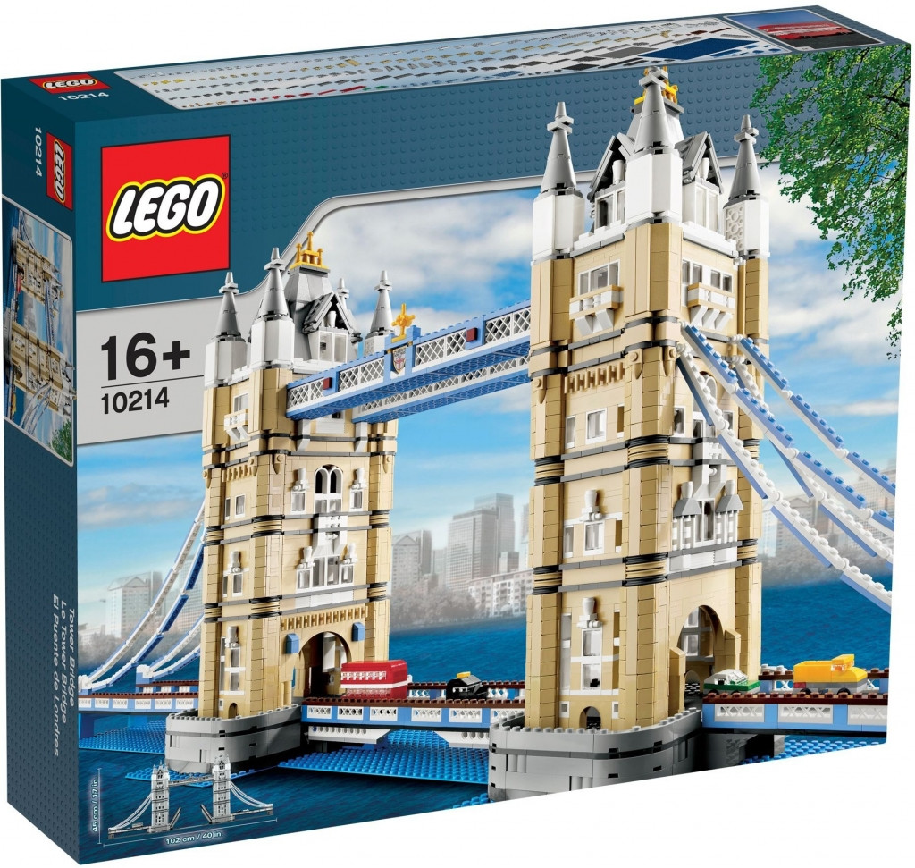 Lego LEGO 10214 Tower Bridge