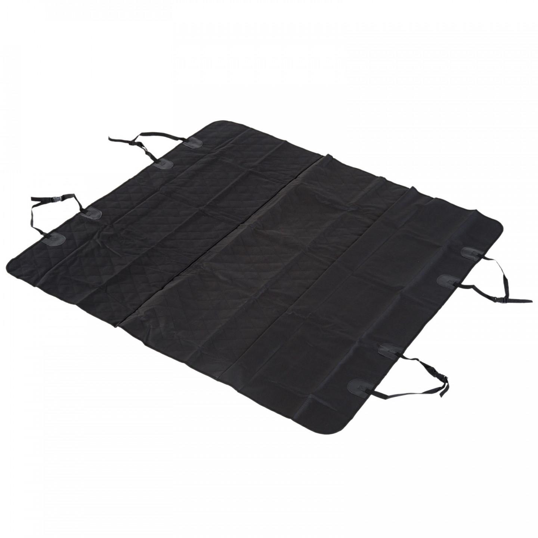 Goleto Ochranná deka pro psy do auta 147 x 137 cm | černá