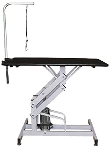 Goleto GLB1600 nastavitelný stůl na stříhání psů, nastavitelný 92cm