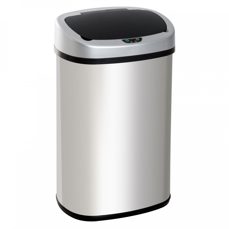 Goleto Automatický bezdotykový odpadkový koš 48 l