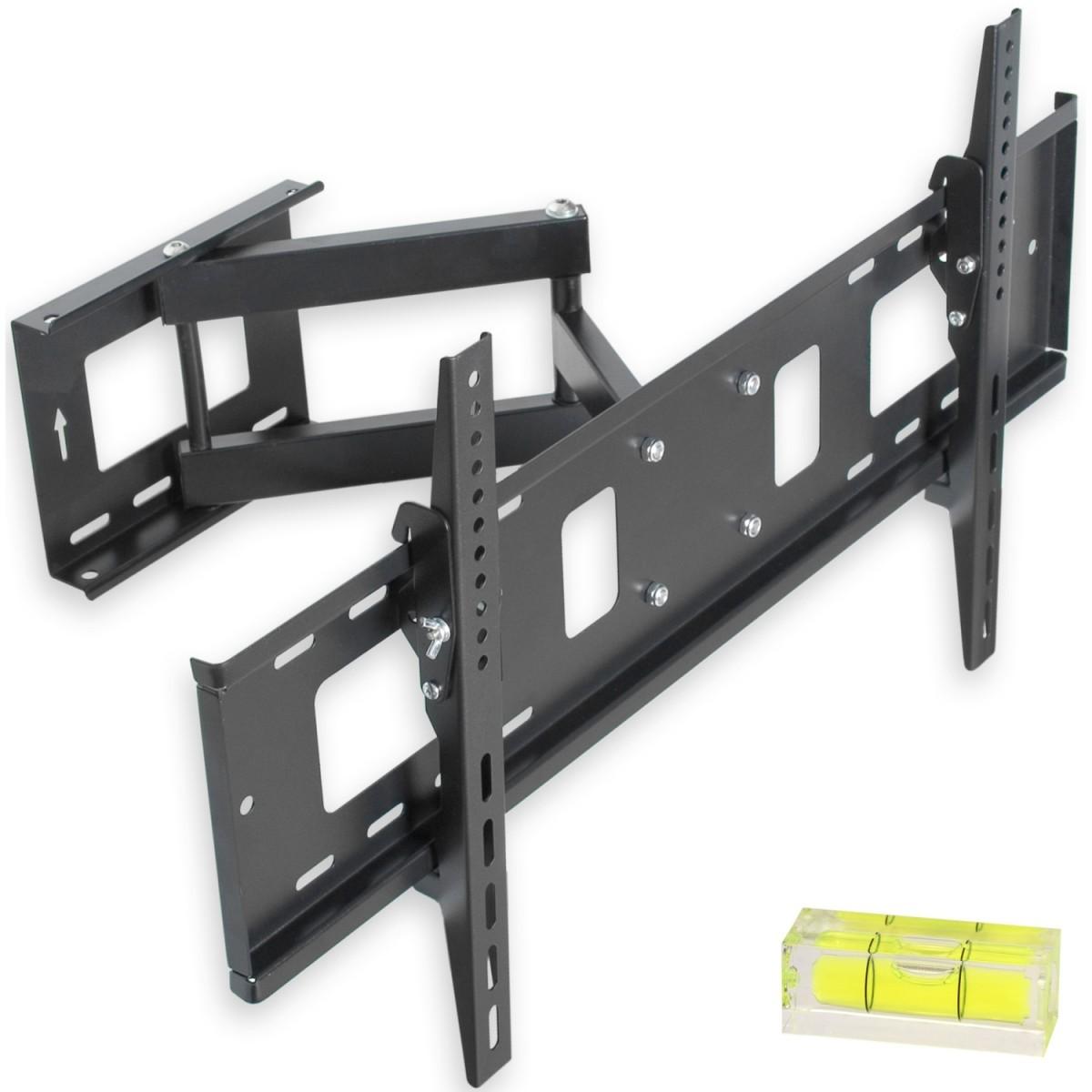 """Nástěnný držák pro LCD TV polohovatelný 26-66"""" Goleto 40070152"""