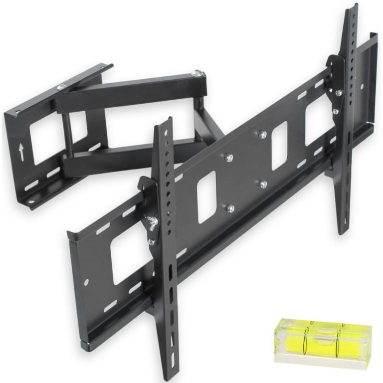 """Nástěnný držák pro LCD TV polohovatelný 26-66"""""""