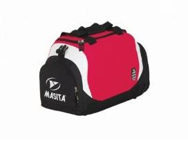 Levně Masita Masita červená sportovní taška