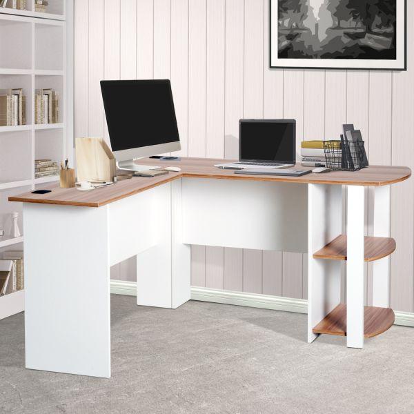 Kancelářský rohový PC stůl GOLETO STYLE GX1000