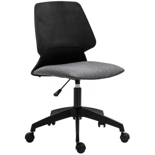 Kancelářská židle LUNA L-150 | černo - šedá