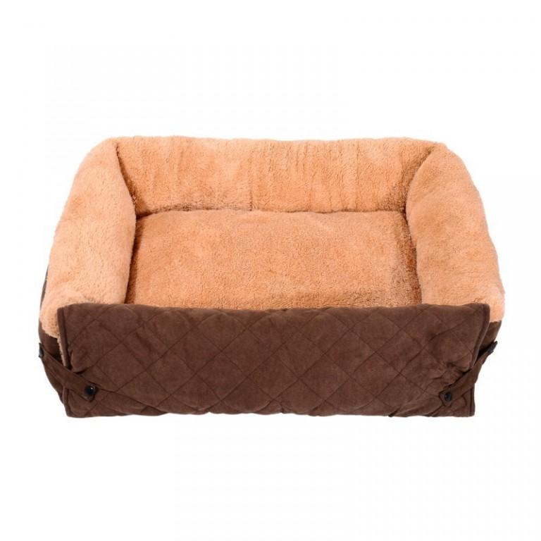 Pelíšek pro psa 60 x 50 x 15 cm