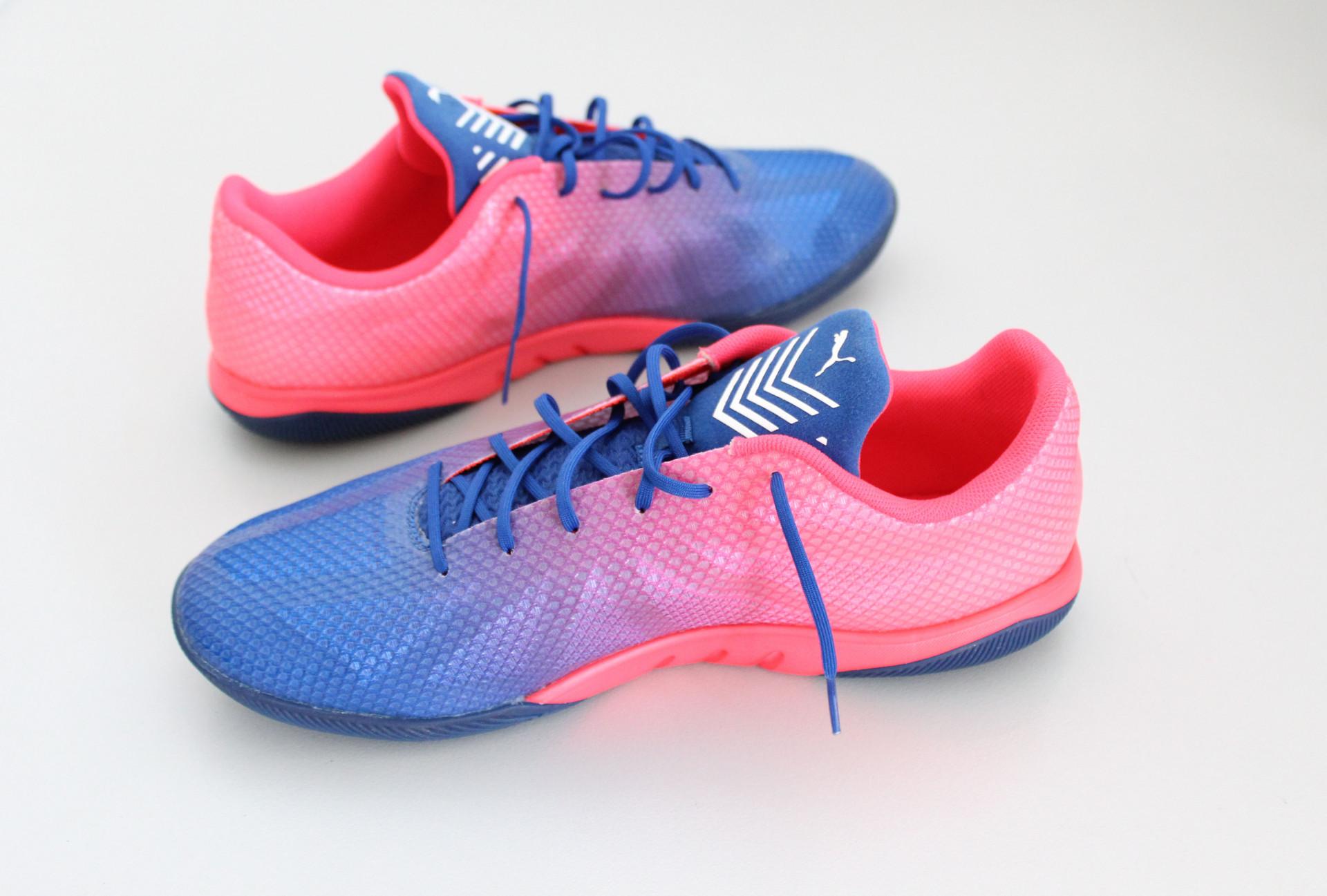 Puma Pánská sálová obuv Puma 365 Ignite ST| bright plasma - puma white-true blue | velikost 42 (US 9 / UK 8)