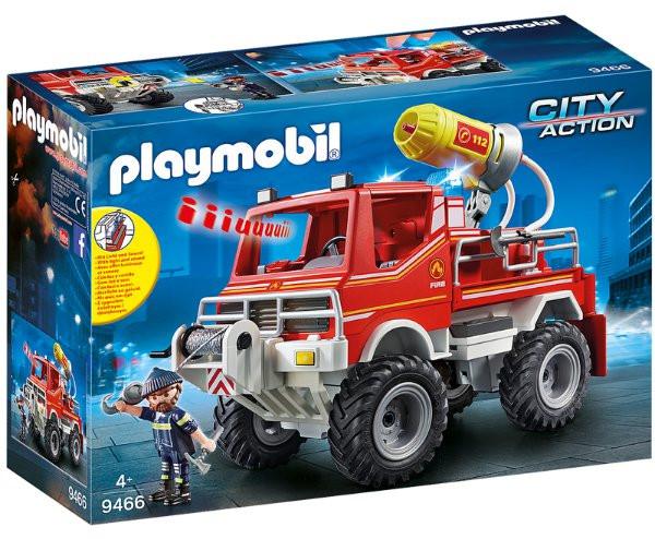 Playmobil Playmobil 9466 Hasičské auto Truck