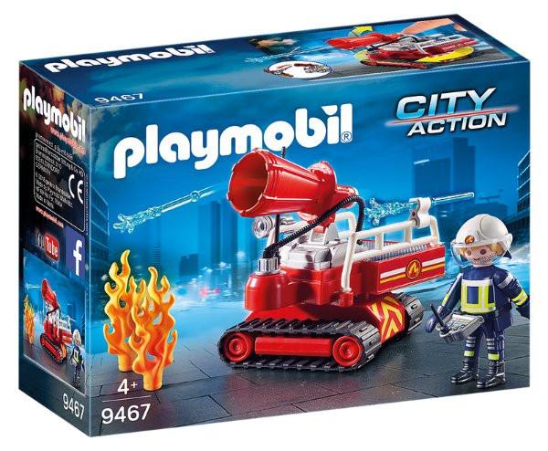 Playmobil Playmobil 9467 Hasičské robotické vodní dělo