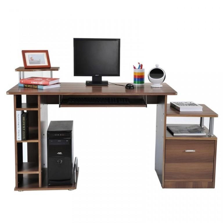 Kancelářský PC stůl 152 x 60 x 80 cm