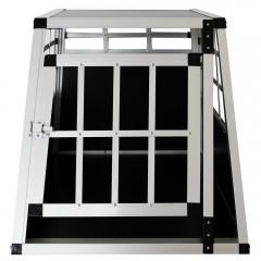 Přepravní hliníkový box pro psy 54 x 69 x 51 cm č.2