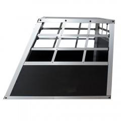 Přepravní hliníkový box pro psy 54 x 69 x 51 cm č.3