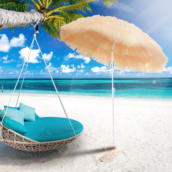Plážový slunečník 160 cm GLS1600 | barevný