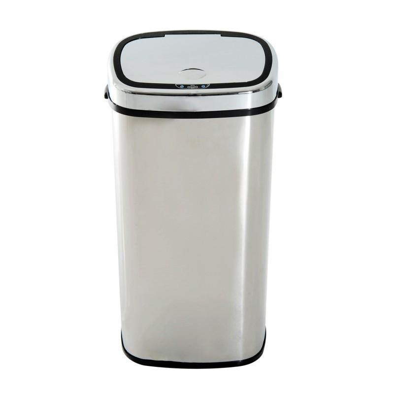 Goleto Automatický bezdotykový odpadkový koš 68 l
