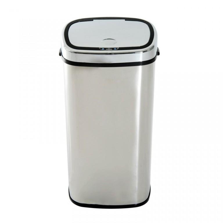 Automatický bezdotykový odpadkový koš 68 l