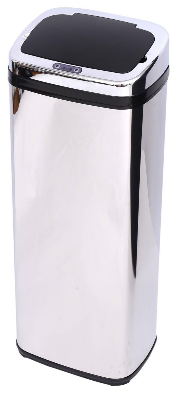 Goleto Automatický bezdotykový odpadkový koš 50 l