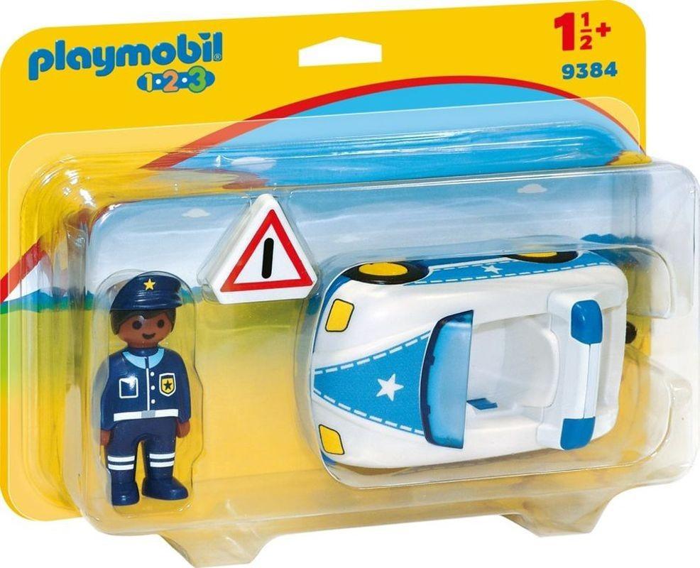 Playmobil Playmobil 9384 Policejní auto